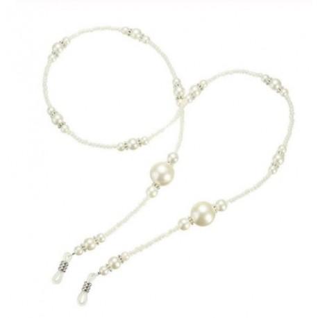 Pearl Garden Eyeglass Chain