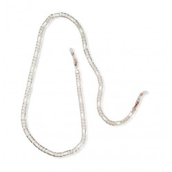 Clear Day Eyeglass Chain