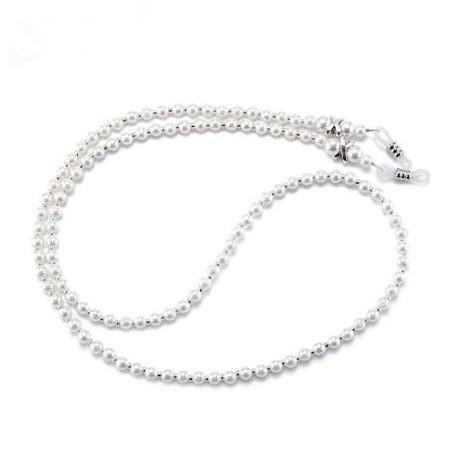 String of Pearls Eyeglass Chain