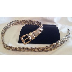 3-Tone Women's Fashion Belt