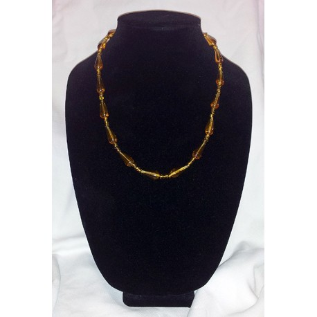 Natural Honey Amber Necklace