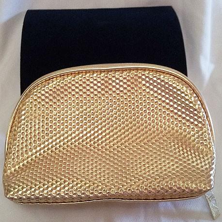 Elizabeth Arden Golden Toiletries/Make-Up Bag
