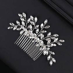 7 Sprig Crystal Comb