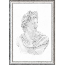 Apollo, god of healing, medicine, poetry and music!
